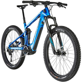 FOCUS Jam² 9.6 Plus E-MTB Full Suspension blue